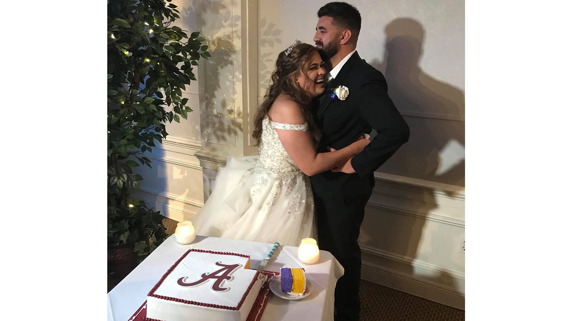 Louisiana Groom's Cake Sabotage