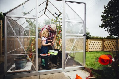It's Official: Mini-Greenhouses Are Sweeping Backyards - Southern Living