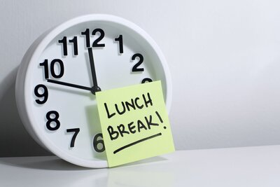 Image result for lunch break