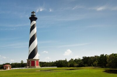 bda4e38eec2 The History Behind Why The Cape Hatteras Lighthouse Moved - Southern ...