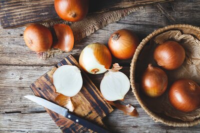 How to Get Rid of Onion Smell on Hands - Southern Living