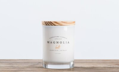 Magnolia Fall Candle Is Back In Stock Southern Living