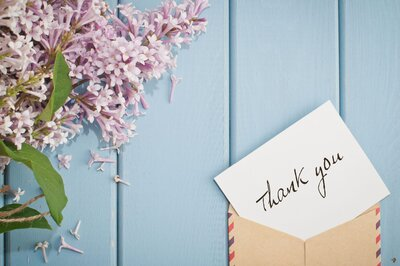 The Five Times You Must Send a Thank-You Note - Southern Living