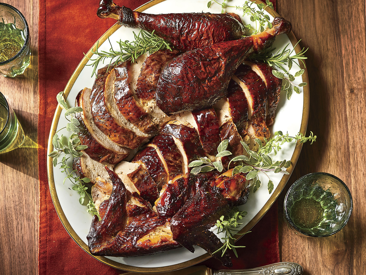 The Best Way to Carve a Turkey