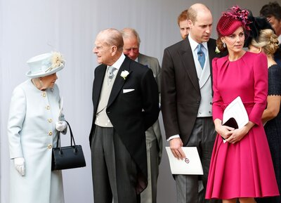 1aa07ad950f Kate Middleton s Unexpected Look for Today s Royal Wedding Just ...