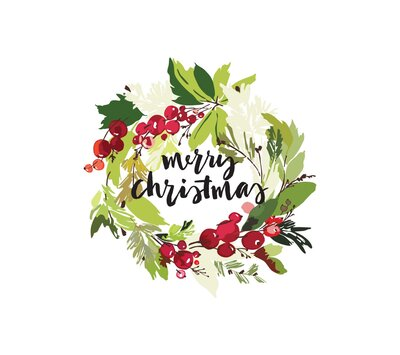 Merry Christmas >> What To Write In A Christmas Card Southern Living