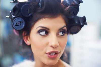 How To Use Hot Rollers - Southern Living