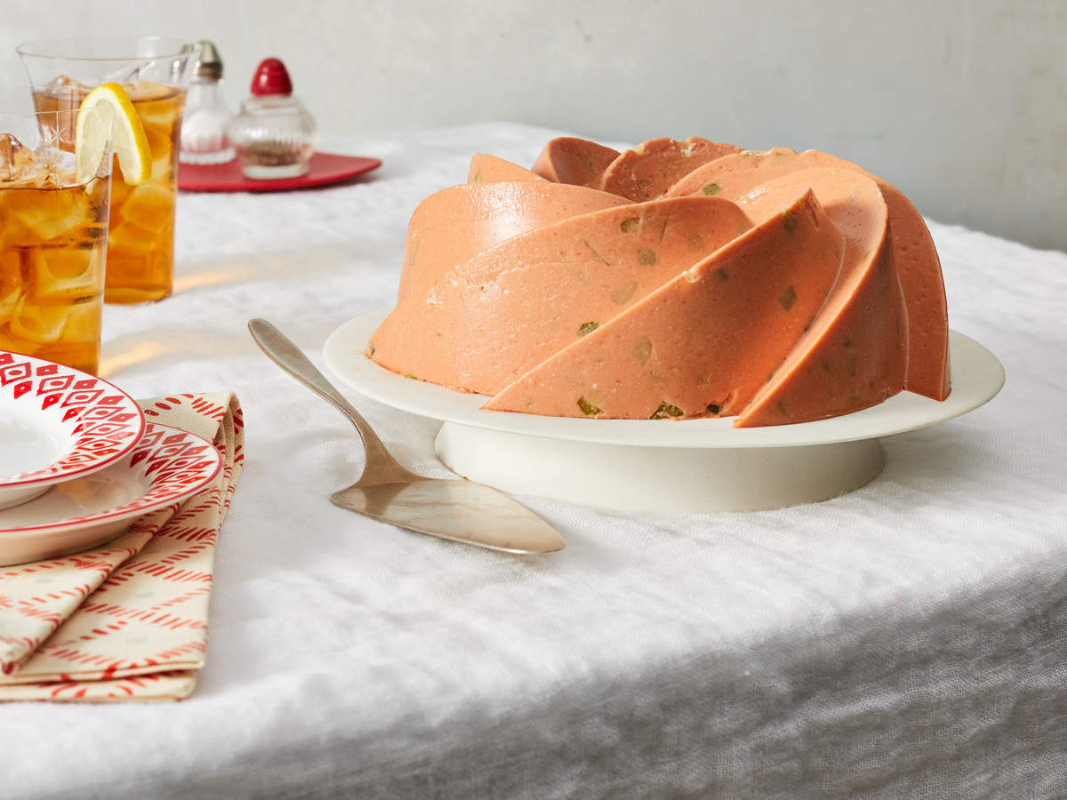 Ranch Tomato Aspic