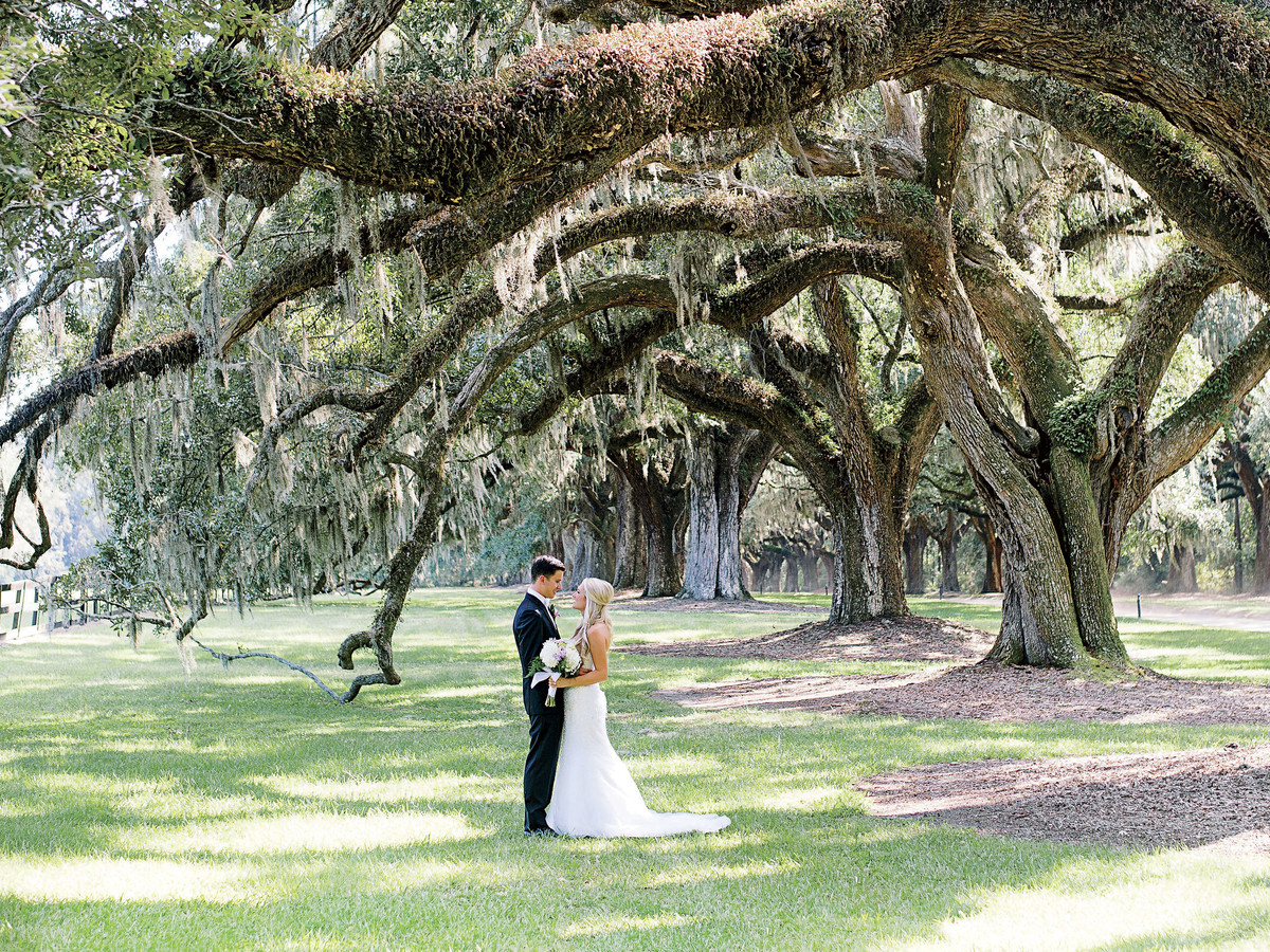 Boone Hall Plantation South Carolina Wedding Venues