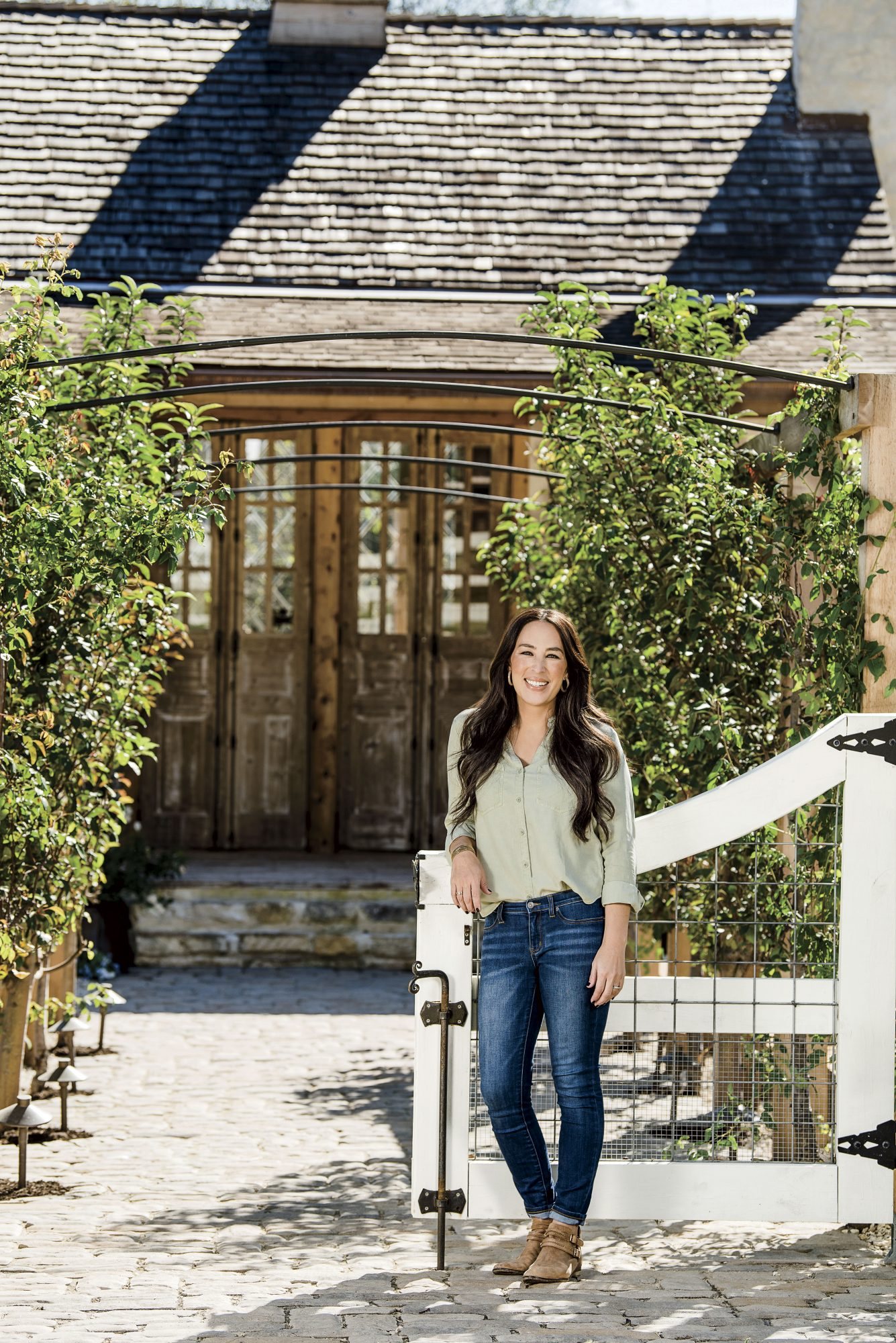 Joanna Gaines At Home