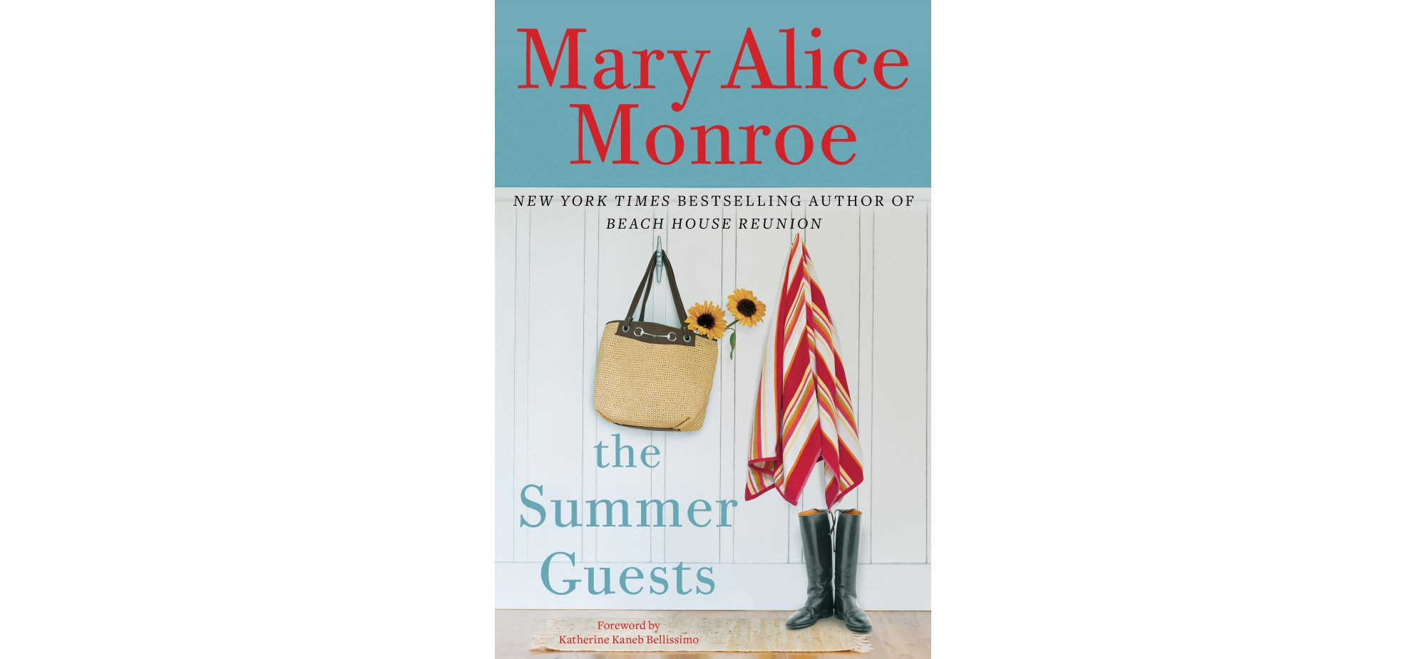 The Summer Guests Book Cover