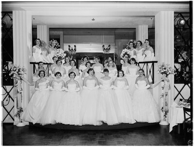 Debutante Cotillion And Christmas Ball 2019 Debutante or Cotillion: What's the Difference?   Southern Living
