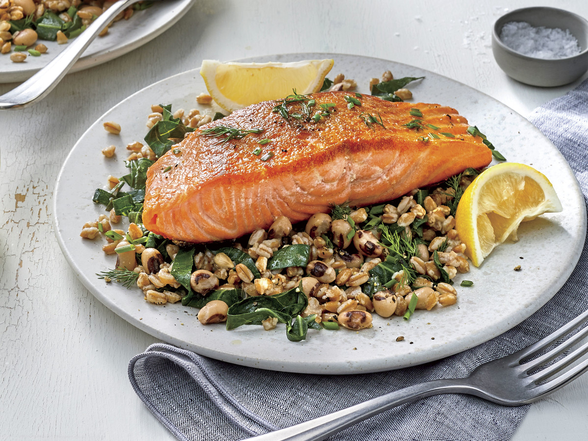 How to Tell When Salmon is Done