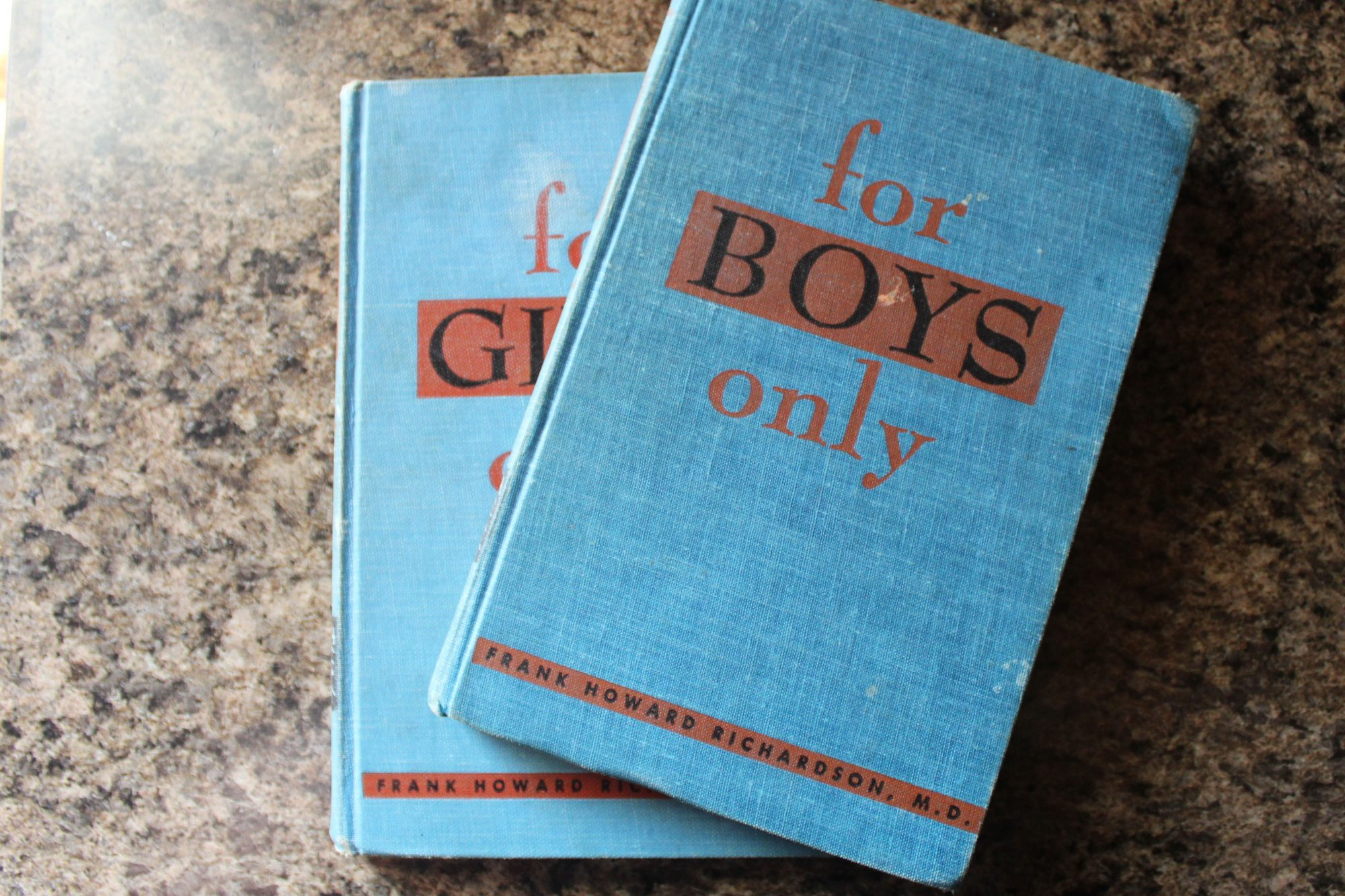 For Girls Only and For Boys Only