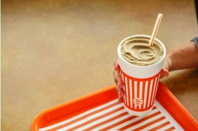 Whataburger Debuts Dr Pepper Shake Southern Living