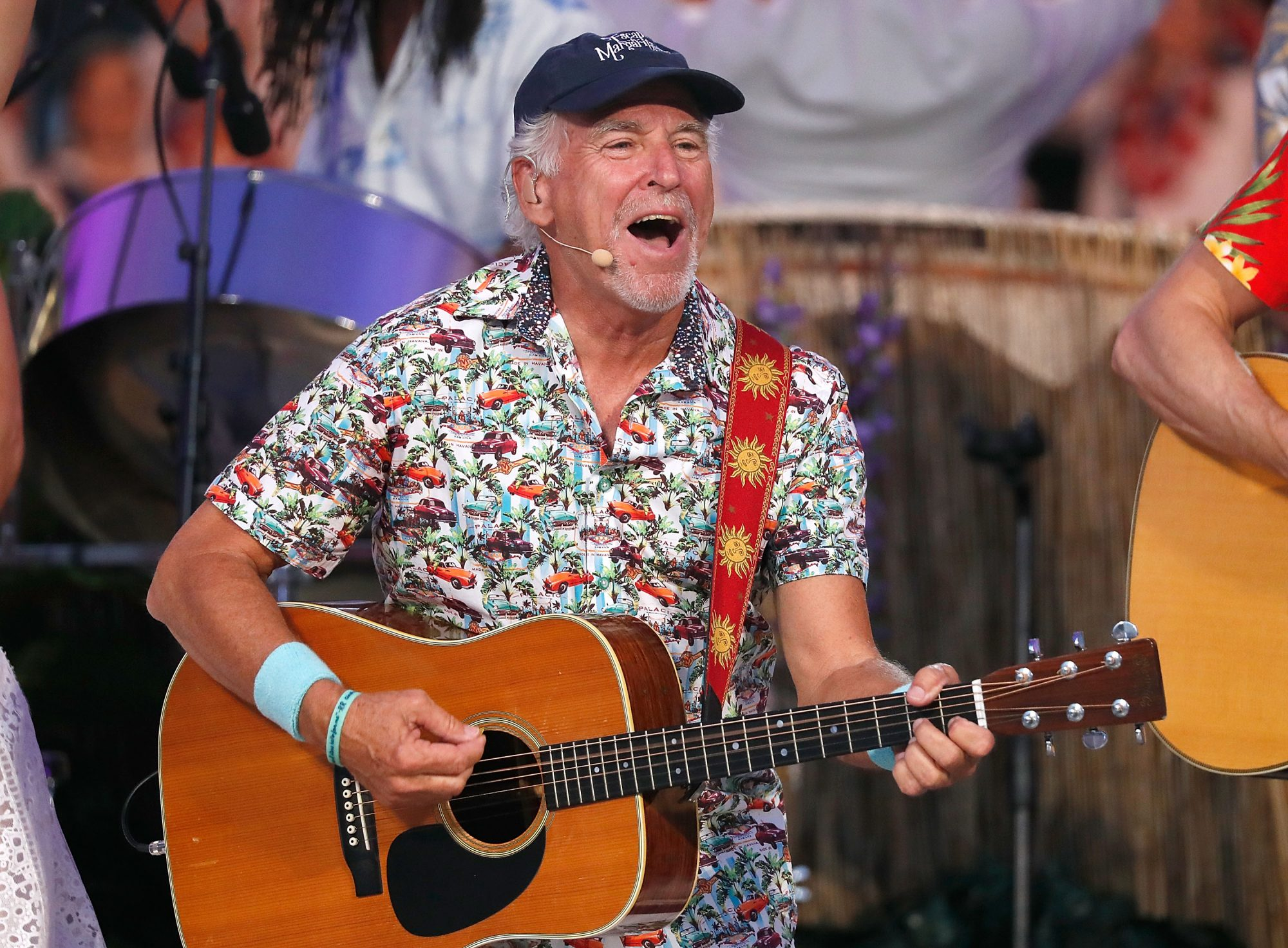 Jimmy Buffett July 4th