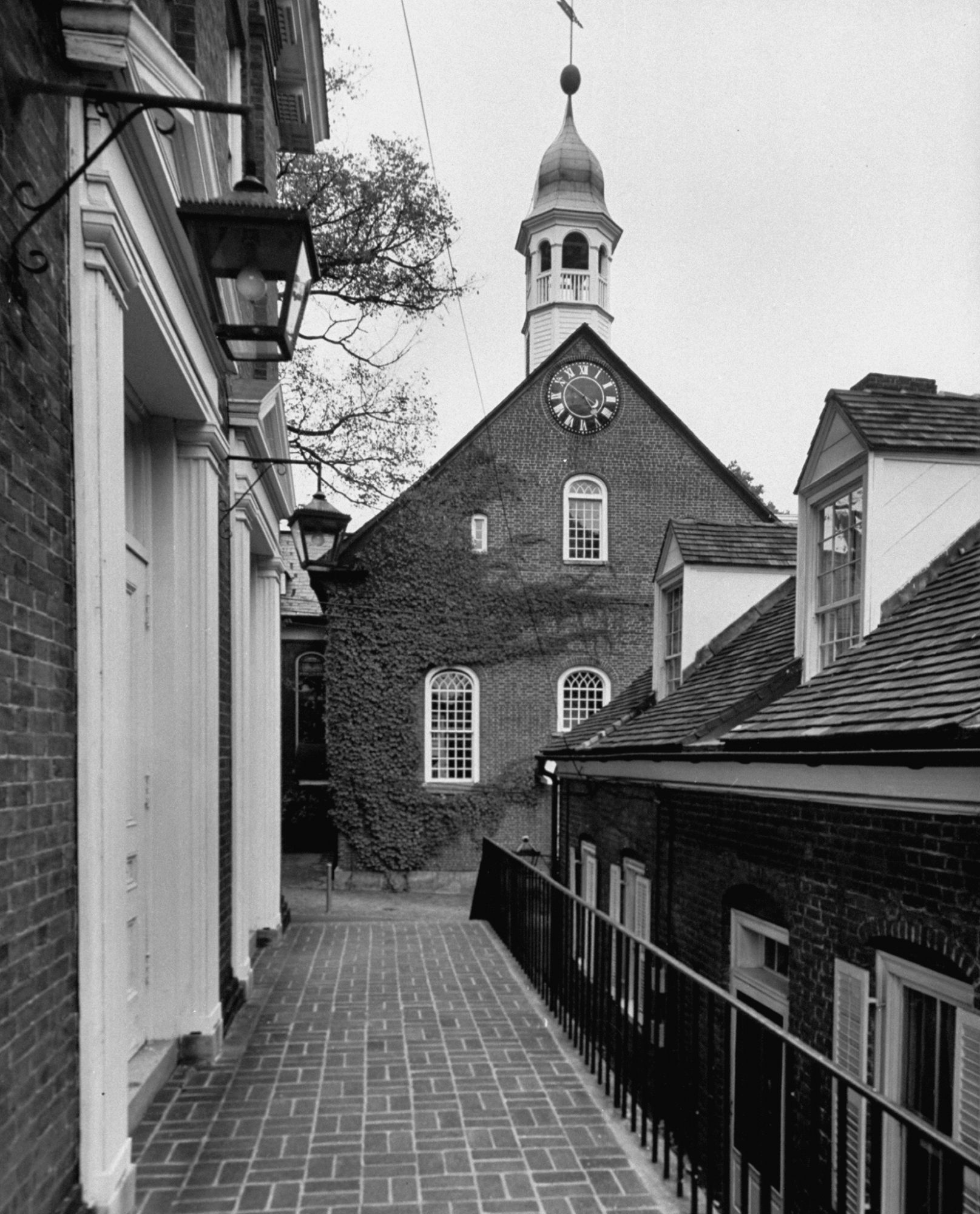 north carolina winston-salem moravian church