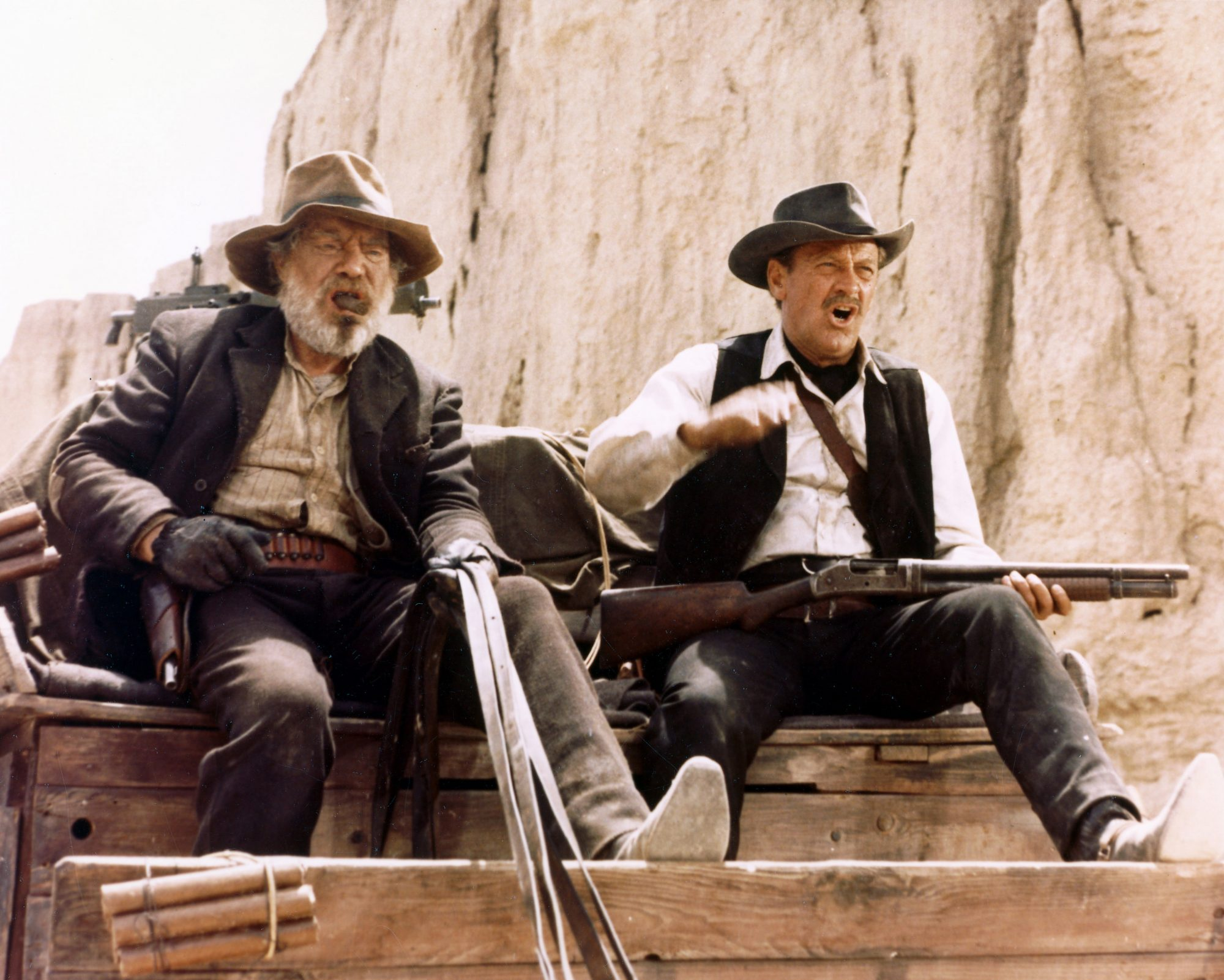 The Wild Bunch Western Movie