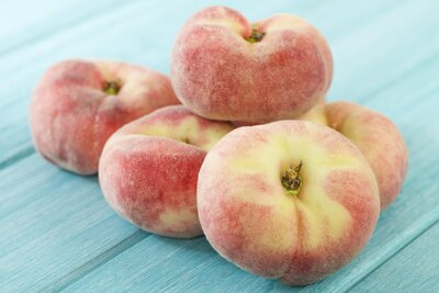 What is a Donut Peach – and Why We Love Them - Southern Living