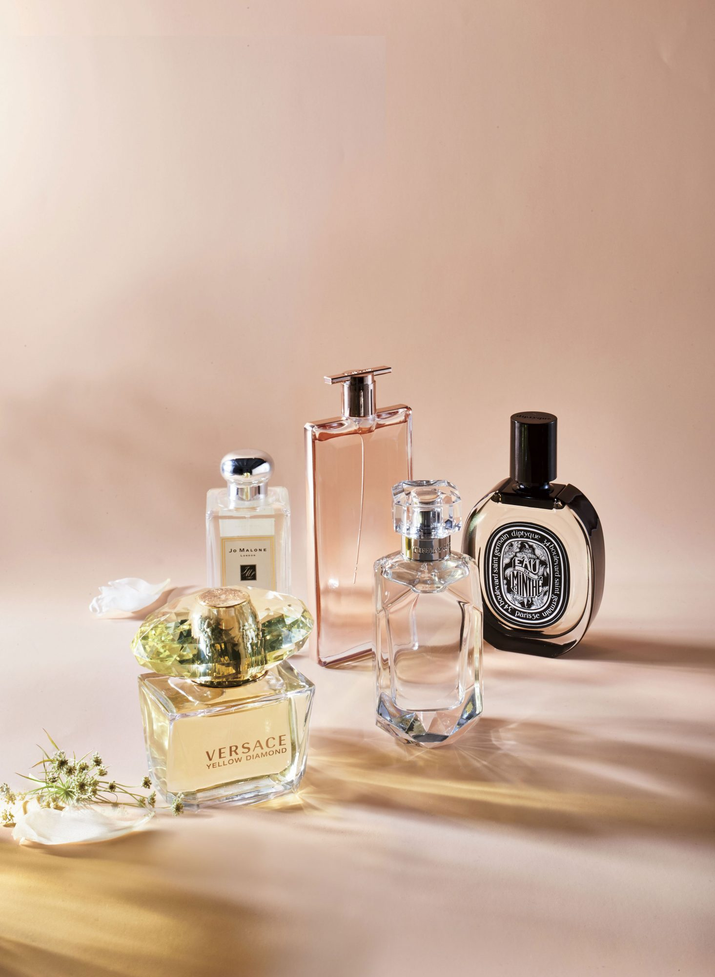 Transitional Fragrances for Summer to Fall