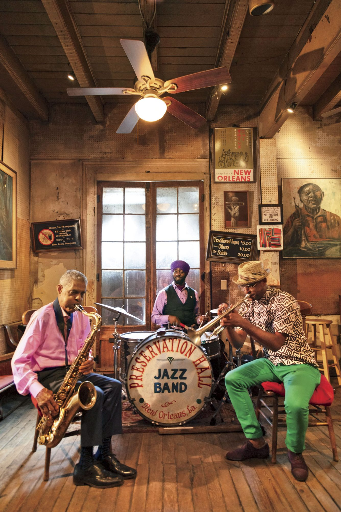 Preservation Hall Jazz Band New Orleans