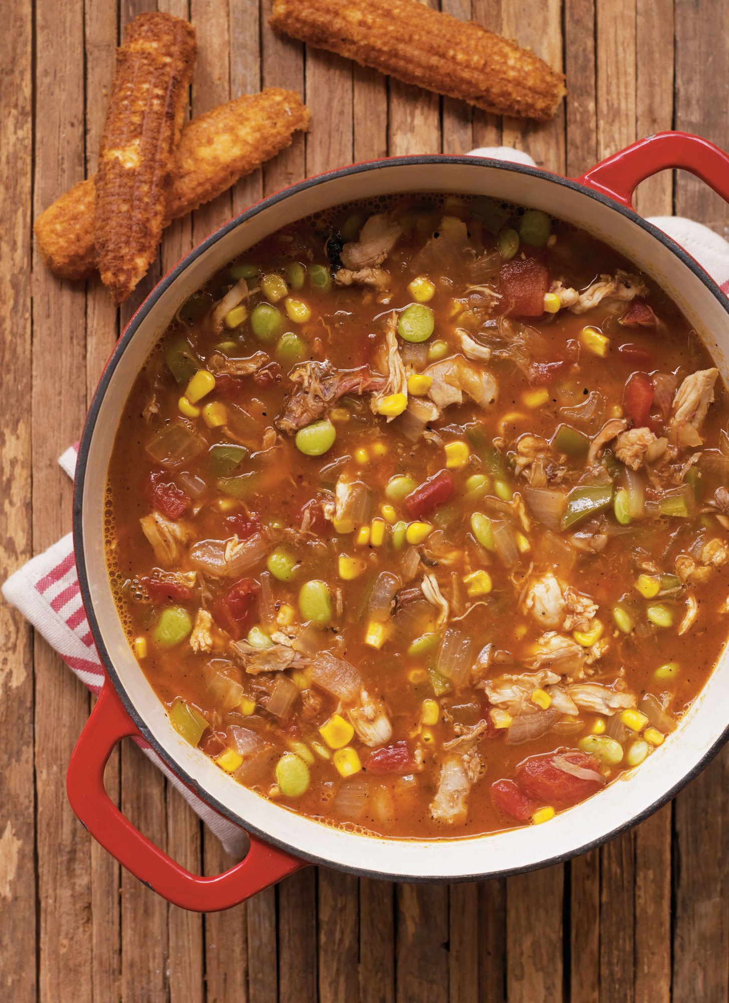 Smoky Mountain Brunswick Stew