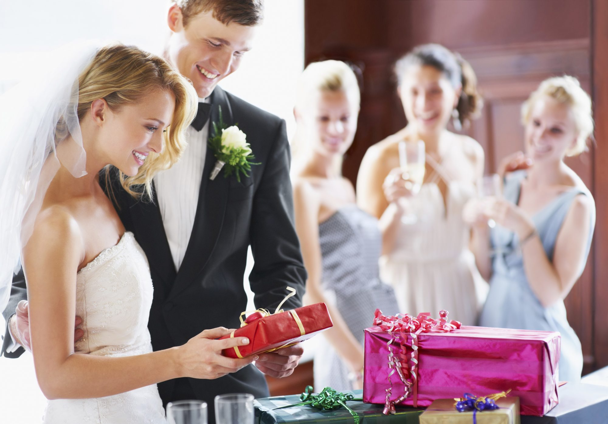 Couple Wedding Registry Regrets