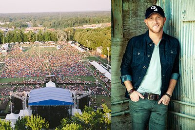 Rock The South with Cole Swindell - Southern Living