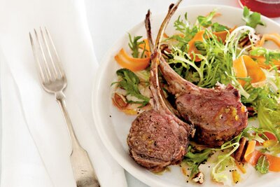 How to Cook the Perfect Rack of Lamb - Southern Living