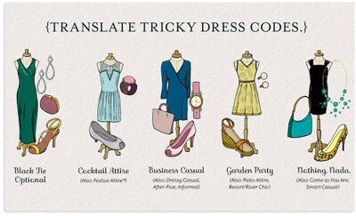 d8748745b1 Southern Charm Tip  132  Translate Tricky Dress Codes - Southern Living