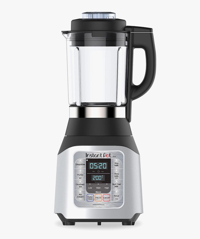 Instant Pot's New Cooking Blender Will Speed Up YourDinner Routine