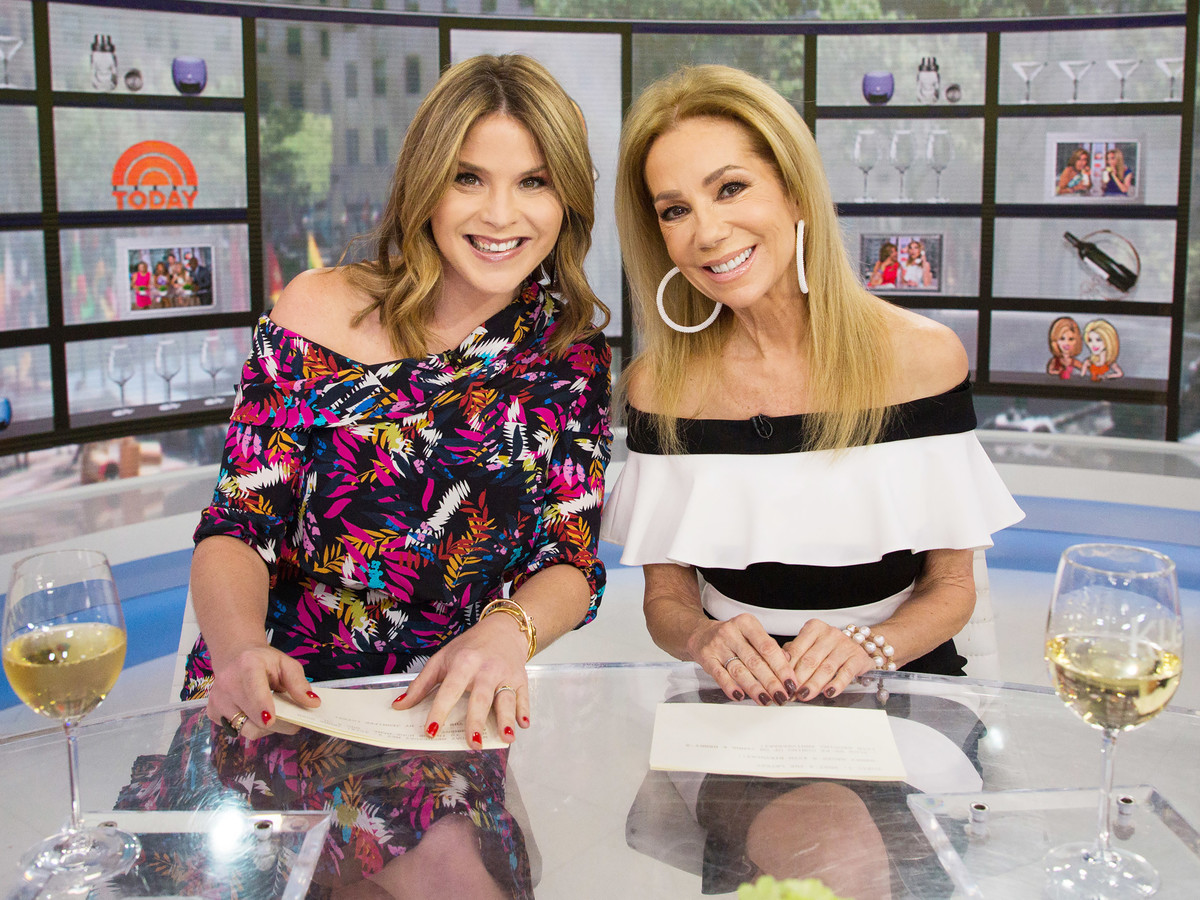Jenna Bush Hager Is the Frontrunner to Replace Kathie Lee Gifford on Today Show, Source Says jenna-hager