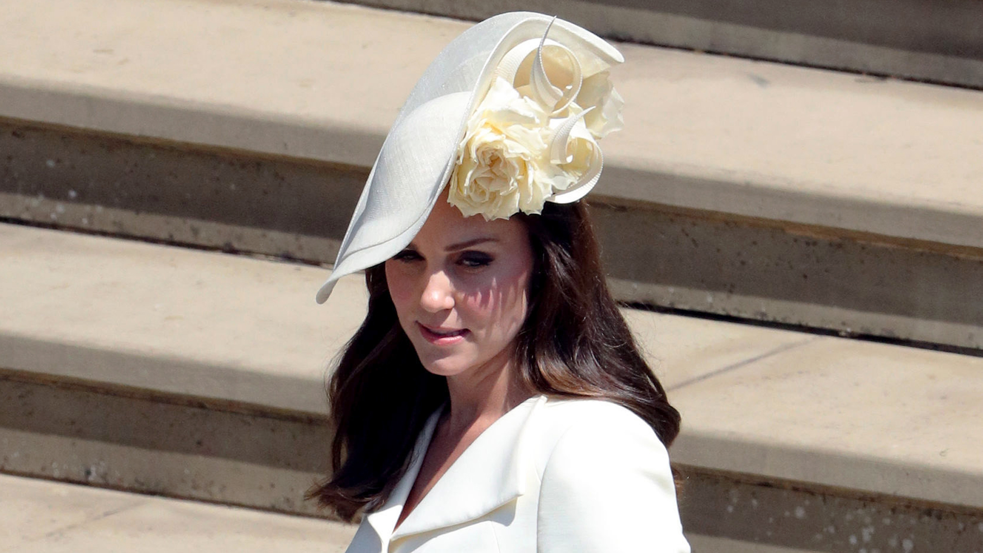 Kate Middleton uses this trick so her shoes never slip off