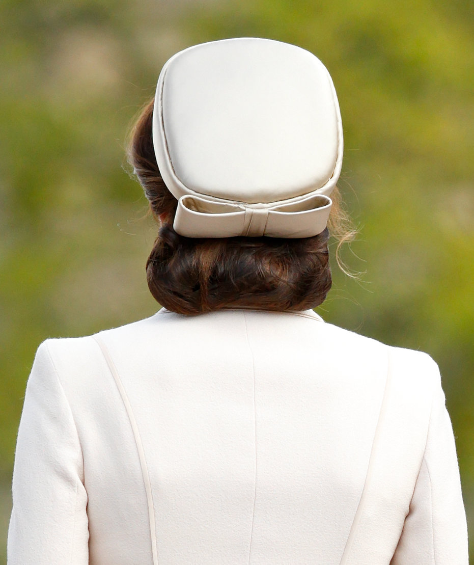 Kate Middleton Is Bringing Back the Hair Net (And Sales Are Spiking)