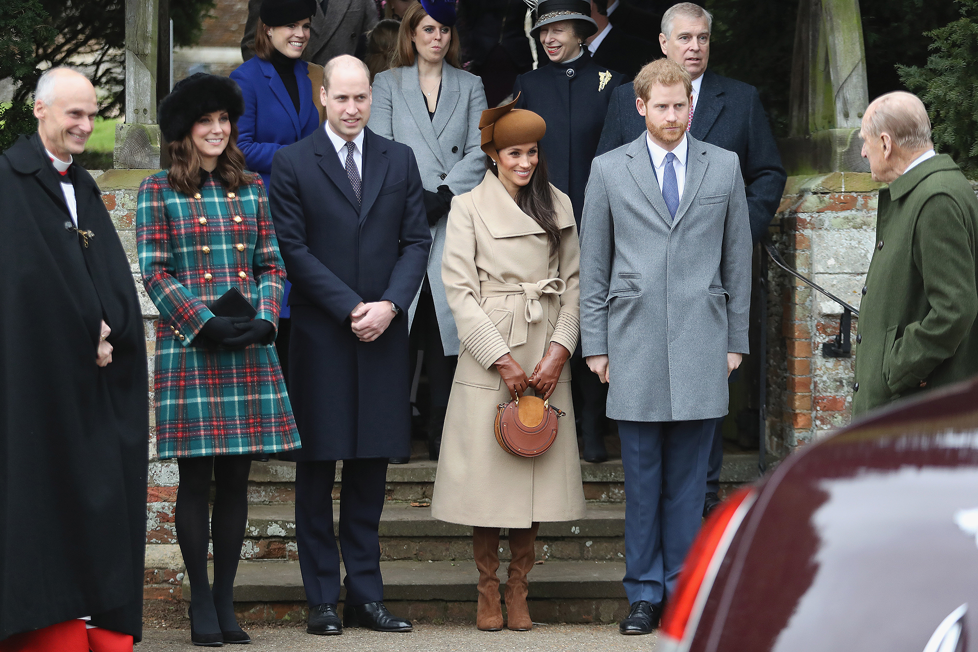 Meghan and Harry Won't Stay with Kate and William This Christmas: Reports