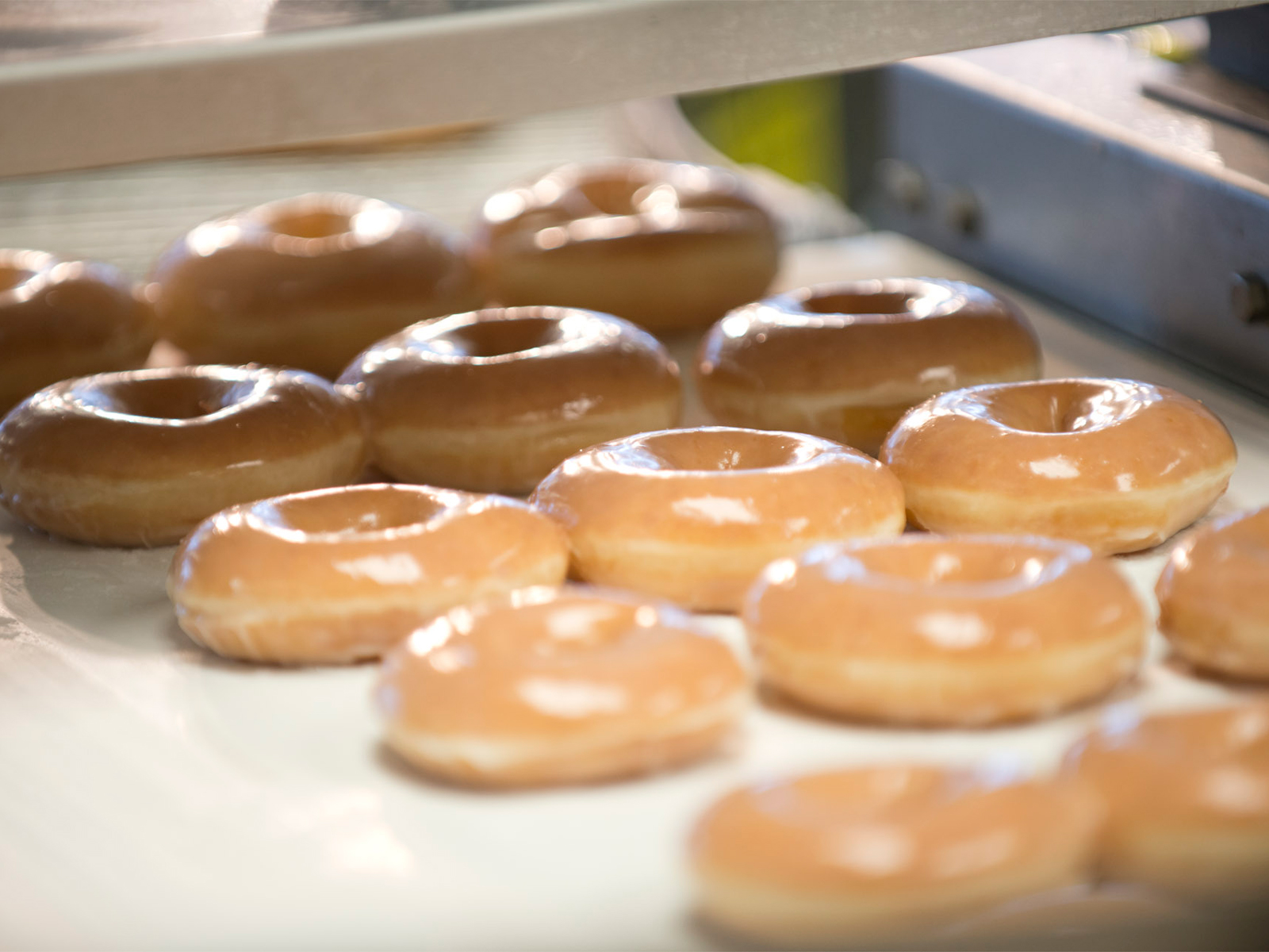 Krispy Kreme Launches Delivery in 15 States