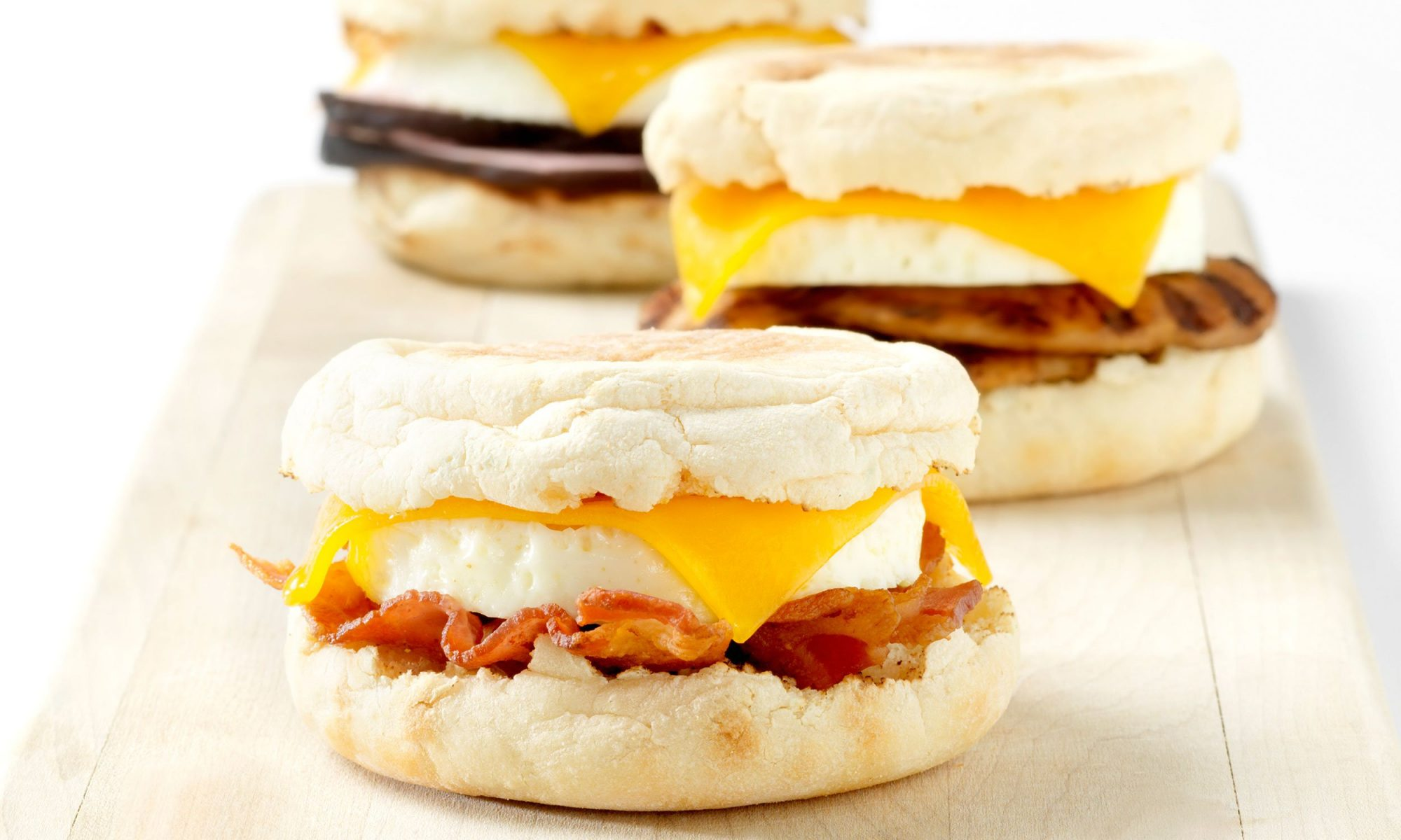 DIY Microwave Egg Sandwiches Will Save You Time and Money