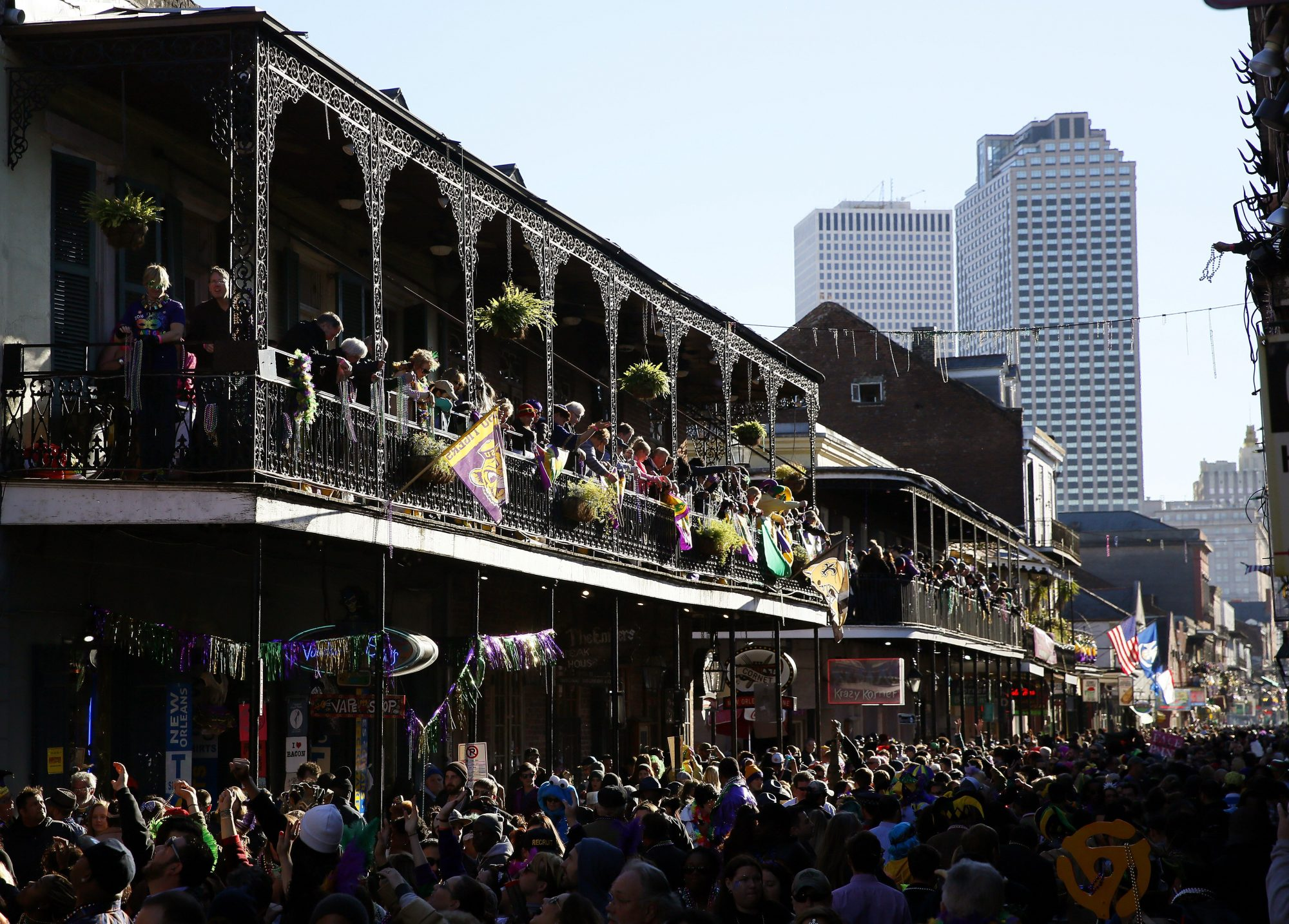 How New Orleans Became Mardi Gras Central