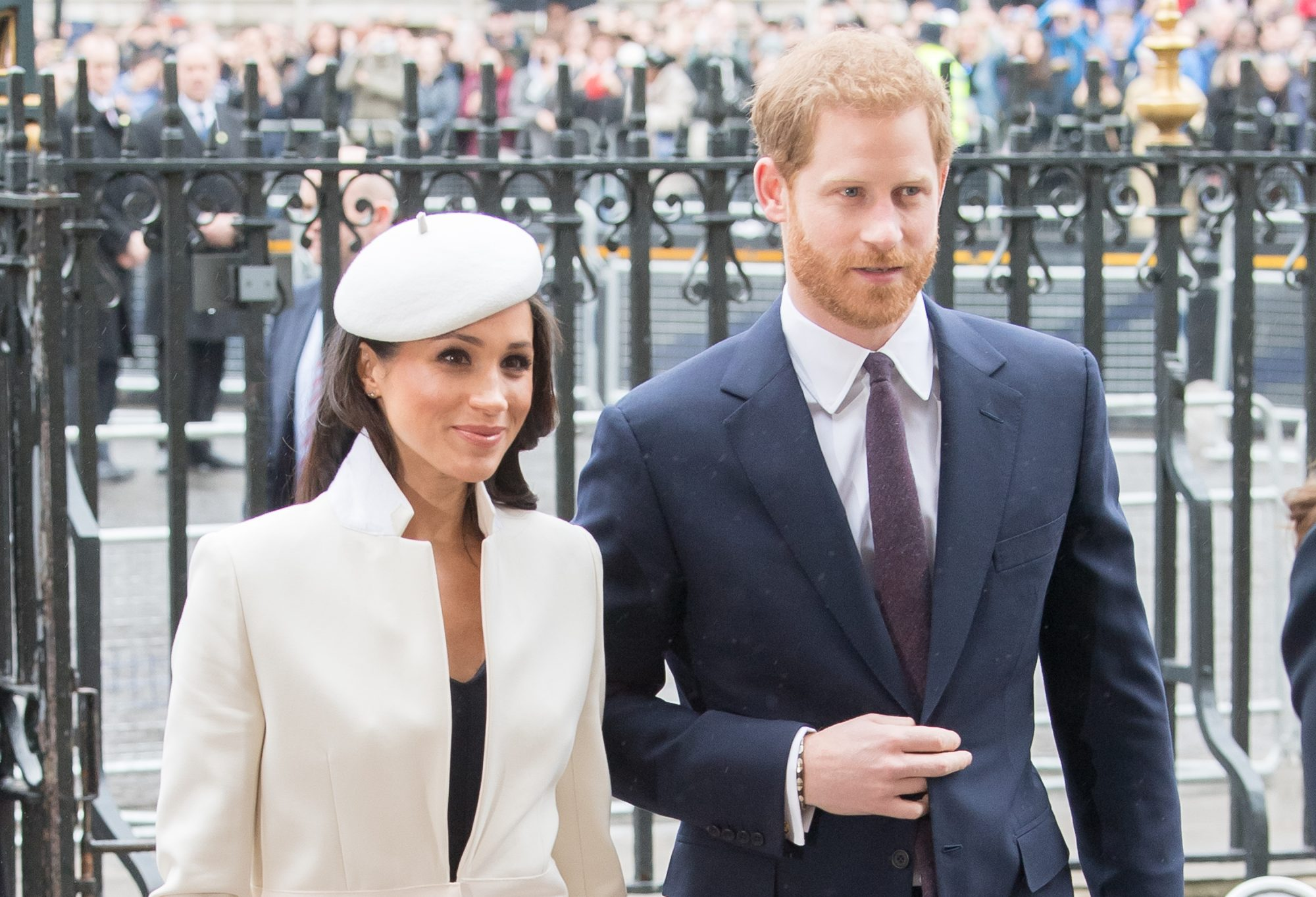 The Subtle Way Meghan Markle Paid Tribute Princess Diana at the Biggest Royal Event With the Queen