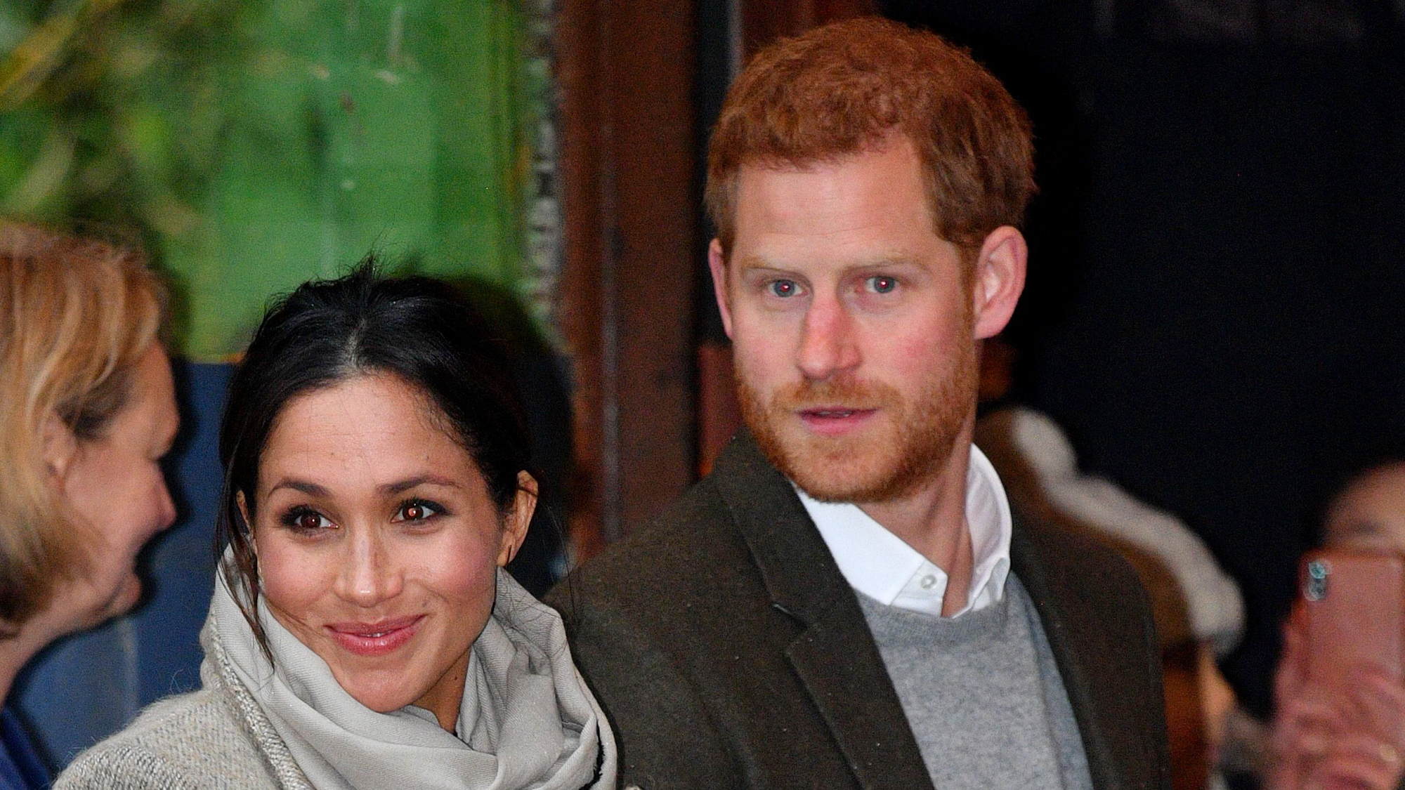 Prince Harry is breaking this major royal tradition for the sweetest reason meghan-harry