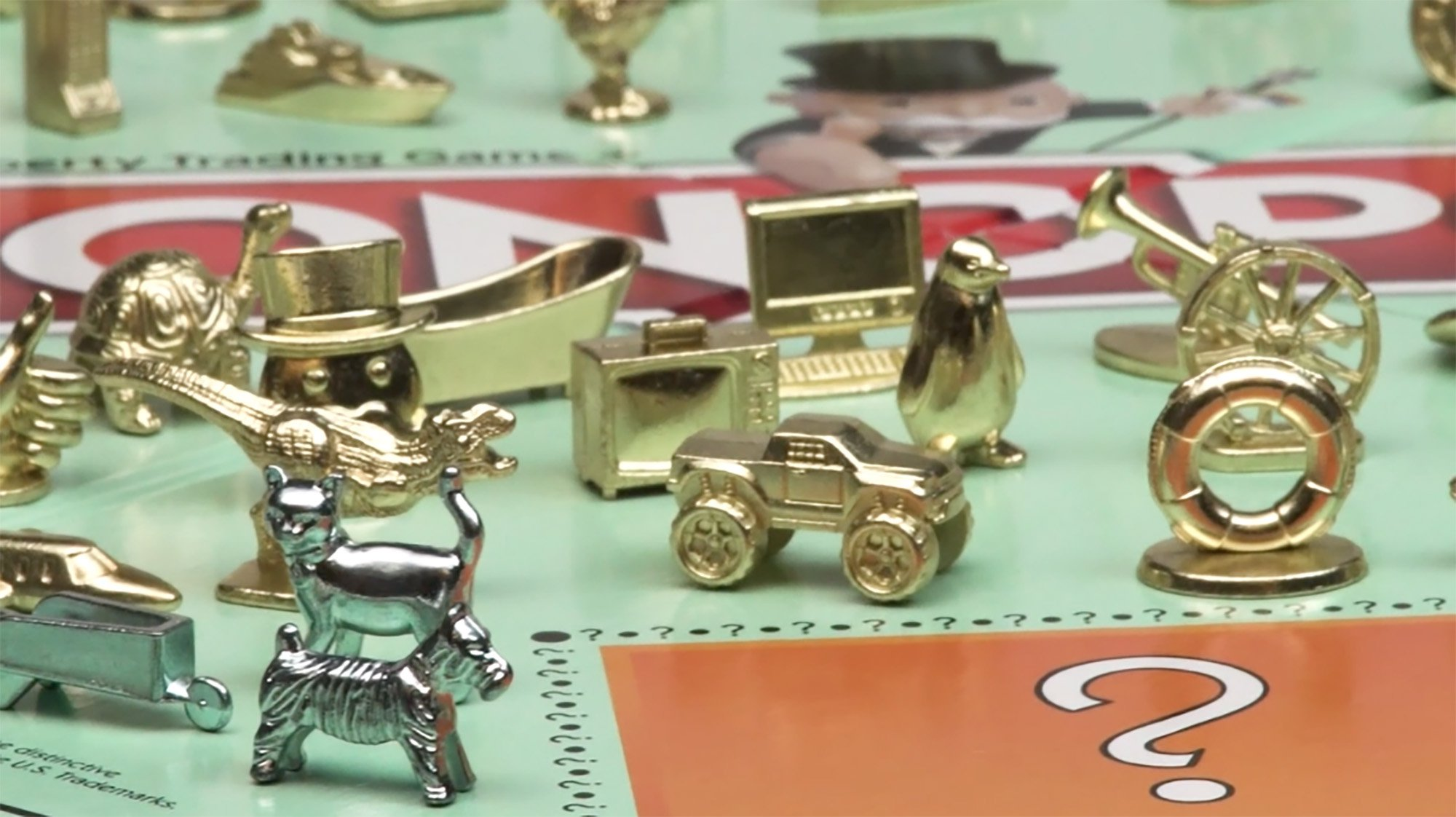 Monopoly Is Letting You Decide If They Should Change the Classic Tokens