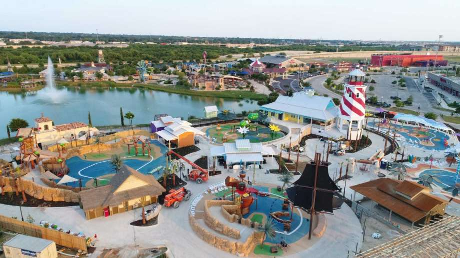 First All-Accessible Water Park Opens in Texas