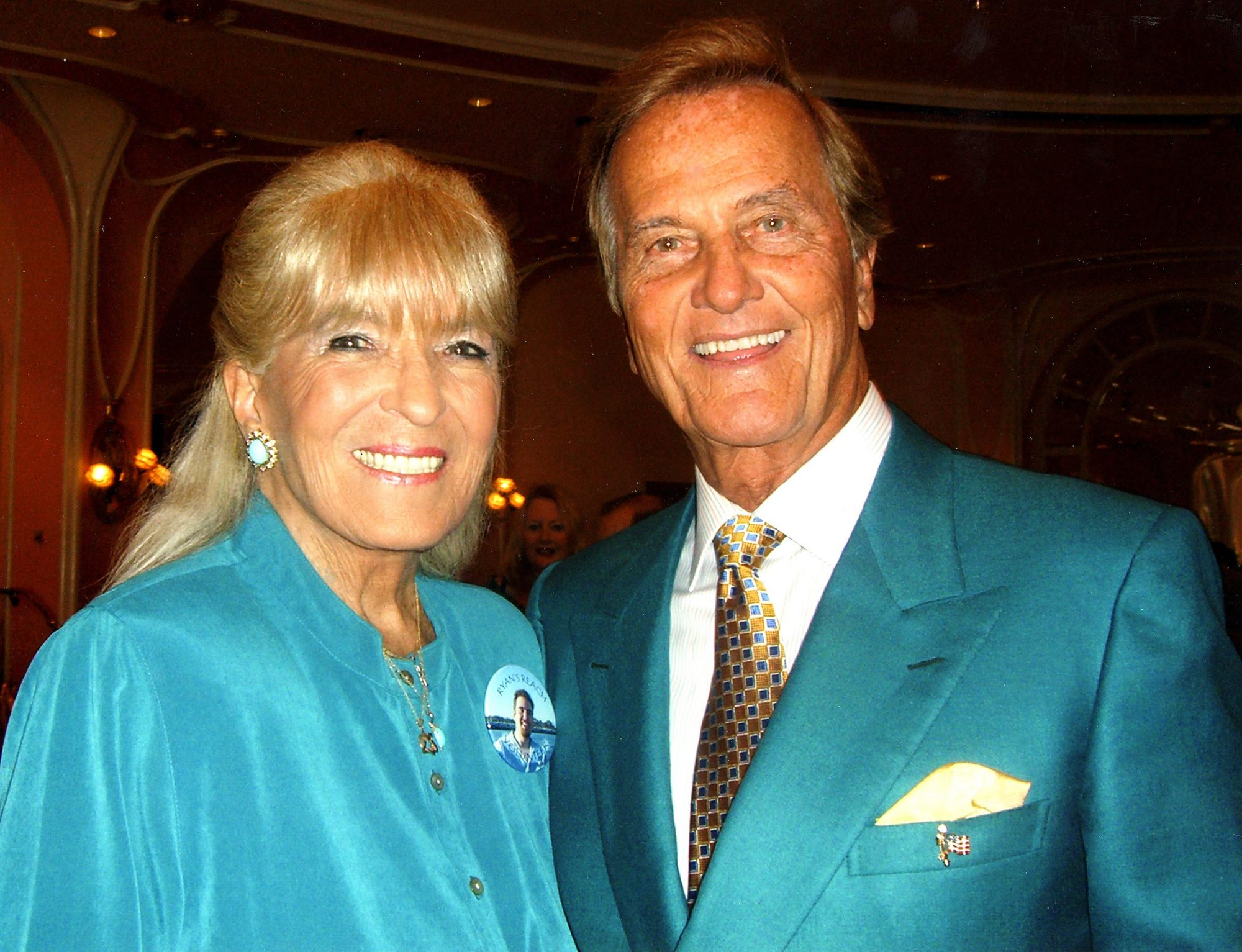Pat Boone's Wife of 65 Years, Shirley, Dies: 'I've Parted with My Better Half for a Little While'