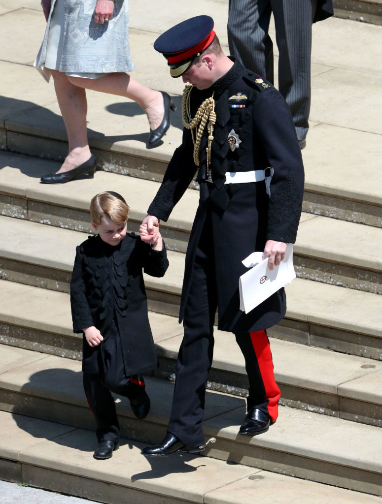 Picture of Prince George William Wedding