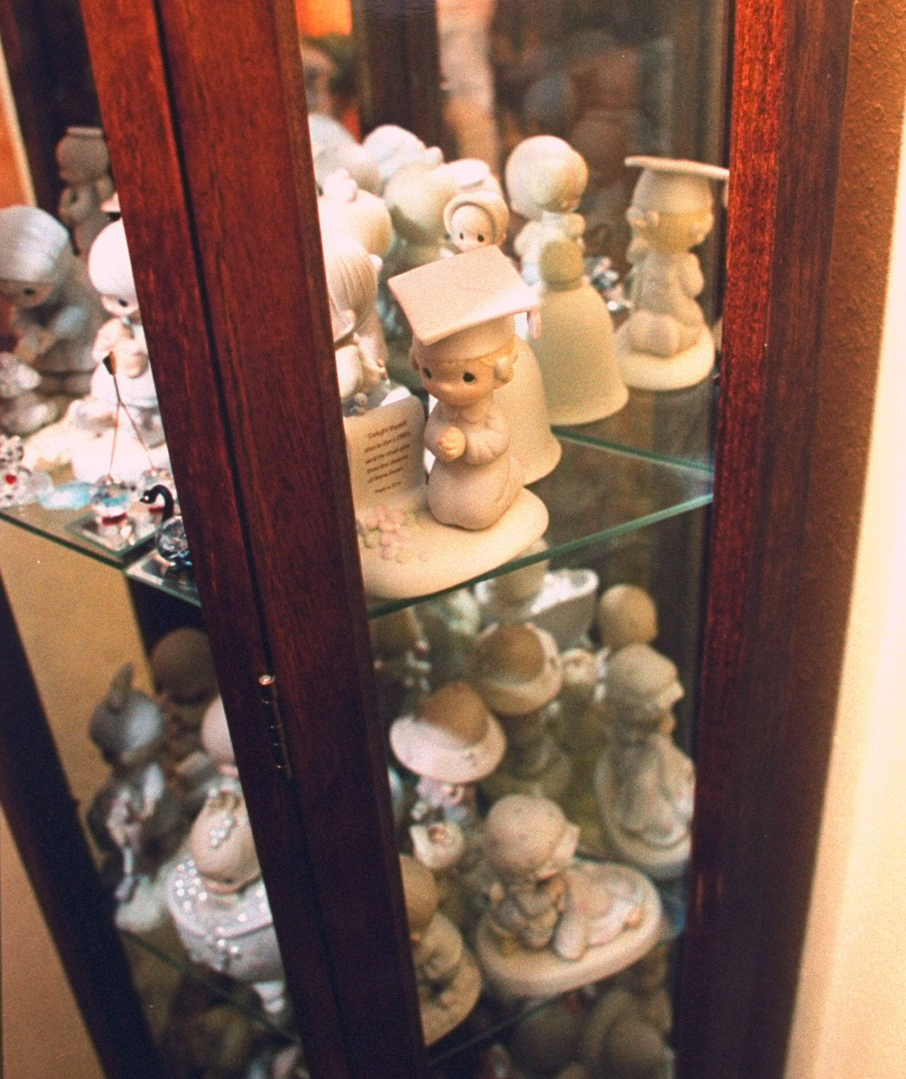 Why You Should Hold Onto Your Grandma's Precious Moments Collectables