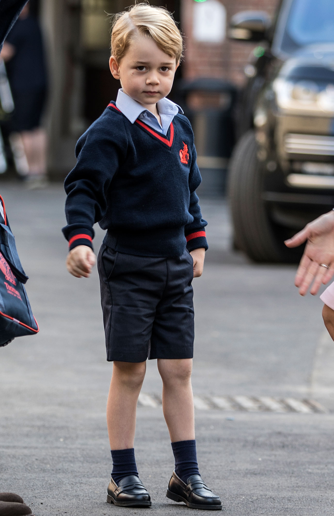 Prince William Reveals 4-Year-Old Prince George's Favorite Movie — and It's Royally Perfect
