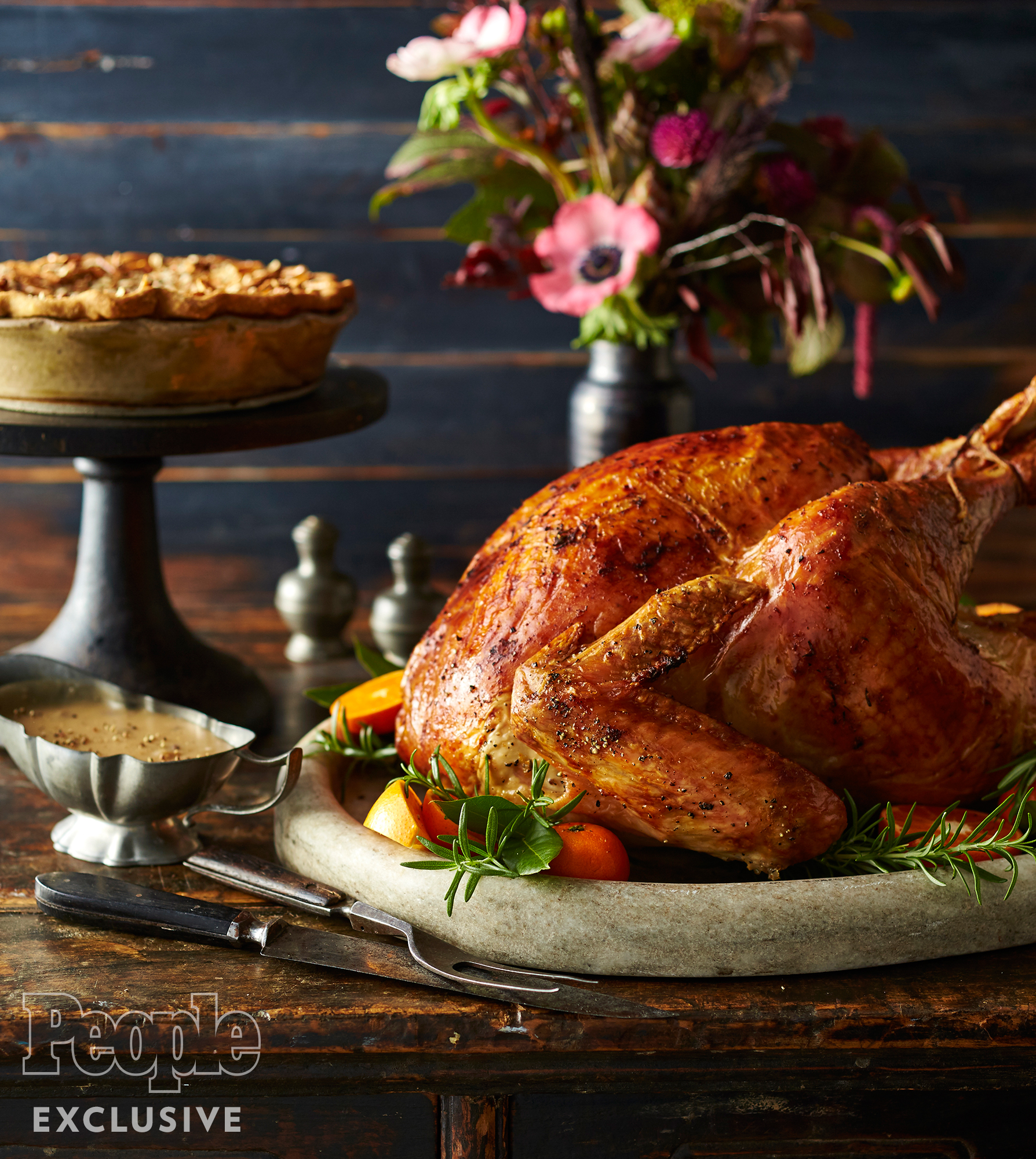 Not Sure How to Brine a Turkey? Ree Drummond's Apple Cider Roast Turkey Recipe Is All You Need