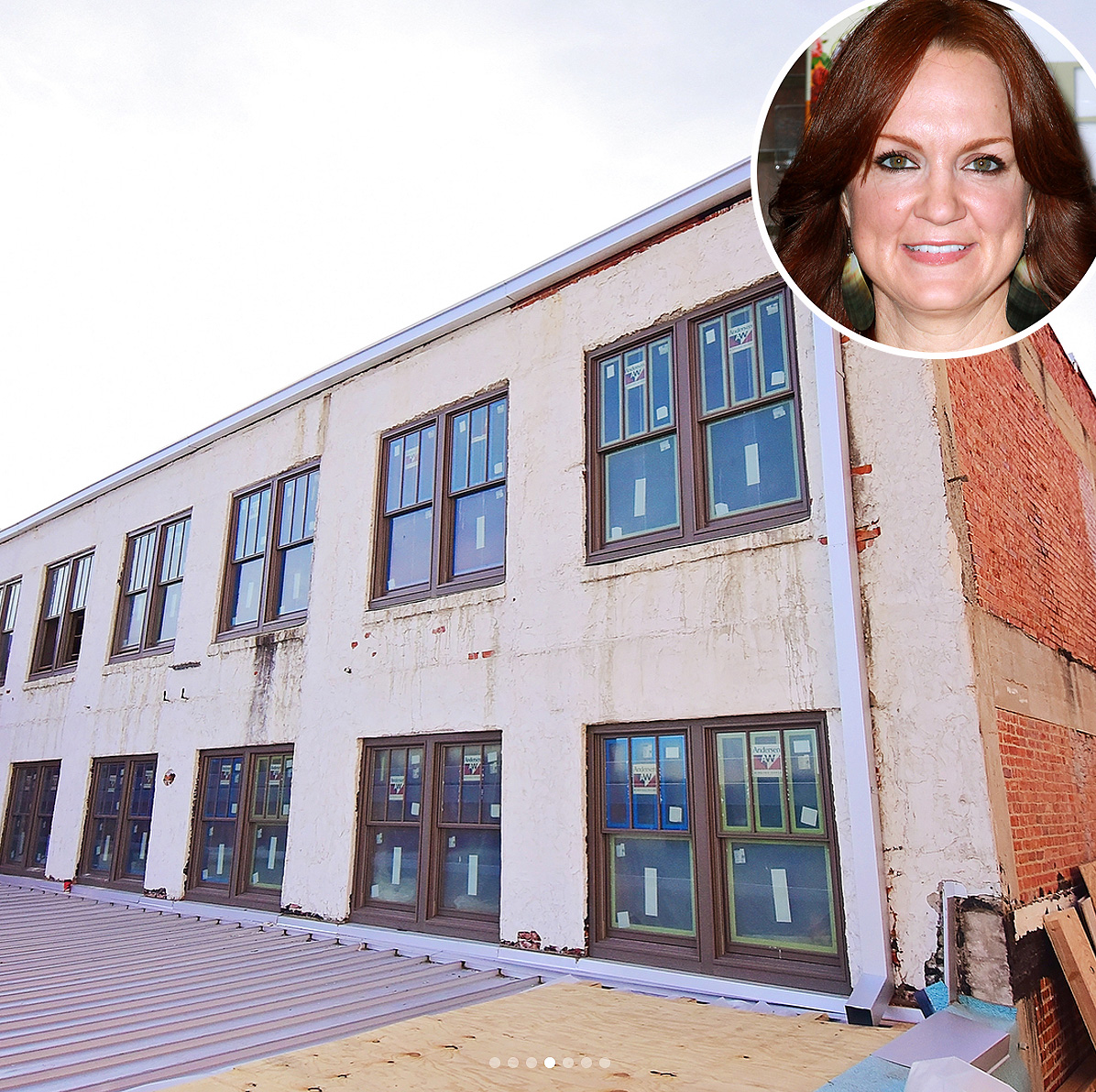 Pioneer Woman Ree Drummond Shares Progress Photos of New Hotel: 'It's All Gonna Be Fine'