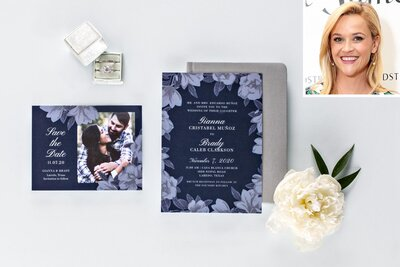 077854f9f9d23 Reese Witherspoon s Draper James Launches Wedding Line with Zola — See the  Brand New Collab!