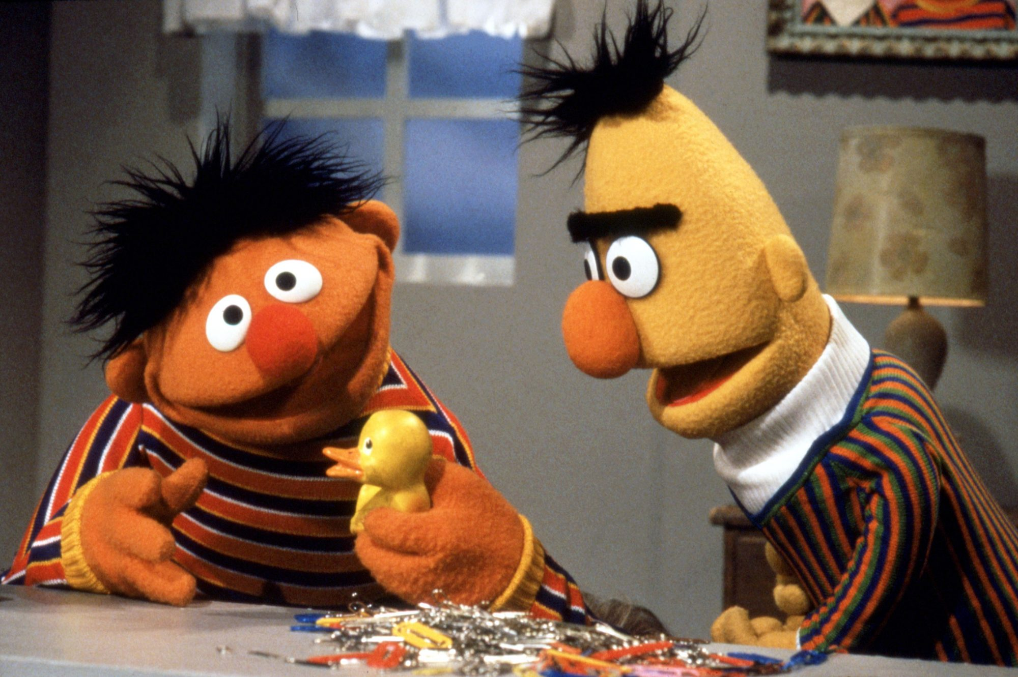 New Study Shows Sesame Street Viewership Can Lead to Kids' Success in School and Work rexfeatures_2599419a